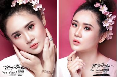 Too Trinh Make Up (Min studio)