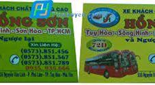 Đặt Vé Xe Hồng Sơn Phú Yên【Cập Nhật 2021】